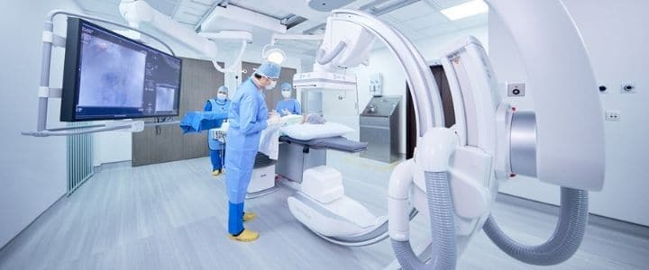 Designed with our patients needs in mind, our imaging machines allow for minimal exposure to radiation providing results in a timely, safe and comfortable environment.